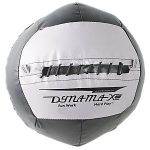 DynaMax Soft Medicine Ball, Black, 12lb - P19312