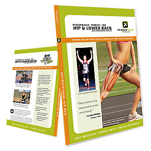DVD, Body Biomechanics for Hip and Lower Back from Trigger Point - P25066