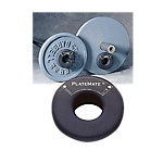 Platemate Magnetic Donut Add-On Weight Plate, 2.5 Lbs