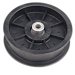 """Pulley, Flat 4.5"""""""
