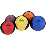 Bi-Color Classic Medicine Ball Set, 5 Balls, 2lbs to 10lbs