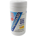 "Viraguard® Antiseptic Hand Wipes, 6.5"" x 6.5"" Wipe, 160 Count"