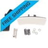 Brake Shoe Pad with Bolt and Spring for Schwinn | Pair