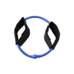 Ankle Cuff Resistance Tube, Heavy Resistance 10.5-11.5 Lbs, Blue