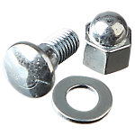 Brake cable screw w/ nut