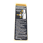 Warning Decal for Riding & Slider