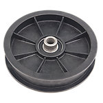 "Cable Pulley, 5 1/2"" Diameter, 3/8"" ID"
