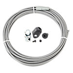 Cable Kit for Dual Adjustable Pulley, LifeFitness, Signature Series Cable Motion