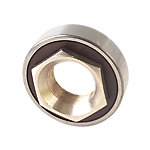 Left Bearing with Crank Nut