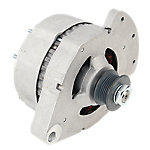 Alternator with Poly-V Pulley