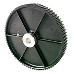 Sprocket Pulley, 80 Tooth