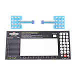 Overlay and Keypad Kit, Stairmaster