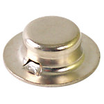 Axle Push Cap, 1/2""