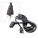 Power Cord, 12Ft, 230V, Right Angle