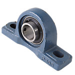 Pillow Block Bearing for Double Pulley Assembly, Cybex