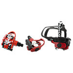 Bike Pedals, Triple Link Pedal Set, 9/16""