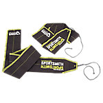 Sportsmith Wrist Wraps, Pair, Gray
