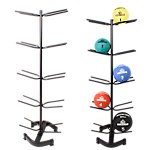 Upright Medicine Ball Rack, Holds 10 Balls