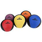 Bi-Color Classic Medicine Ball Set, 5 Balls, 2lb-4lb-6lb-8lb-10lb