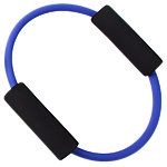 Power Loop Resistance Tube, Heavy Resistance, 10.5 - 11.5 Lbs, Blue