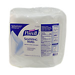 Purell® Sanitizing Wipes Refill, Case, 1400 Wipes