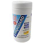 "Viraguard Antiseptic Hand Wipes, 6.5"" x 6.5"" Wipe, 160 Count"