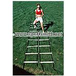 Agility Ladder, Flat Rung, Plastic, 30