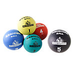 Medicine Ball Set, Set Of Five