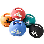 Dual-Grip Medicine Ball Set, Set Of Five