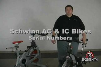 where do you find the serial number on a schwinn bike